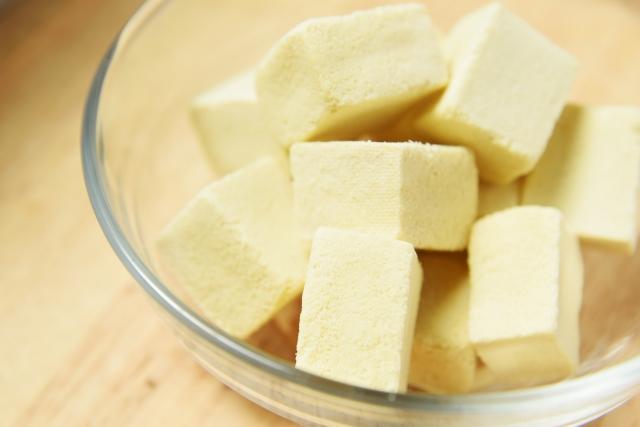 高野豆腐 高野豆腐粉末