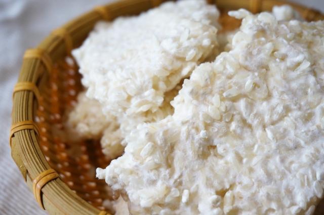 米麹 甘酒