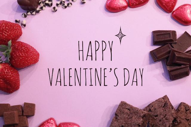 バレンタイン カロリー