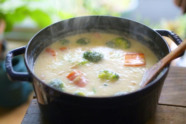 スープ 温活